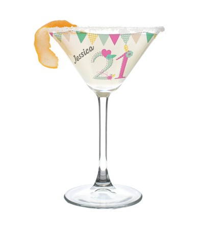 Big Age Cocktail Glass