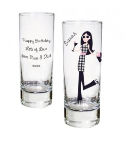 Personalised Fabulous Shot Glass